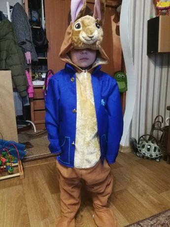 Новогодний костюм Кролик Peter 7-9