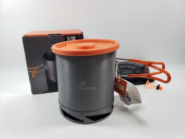 Казанок, котелок Fire Maple FMC-XK6 с теплообменником