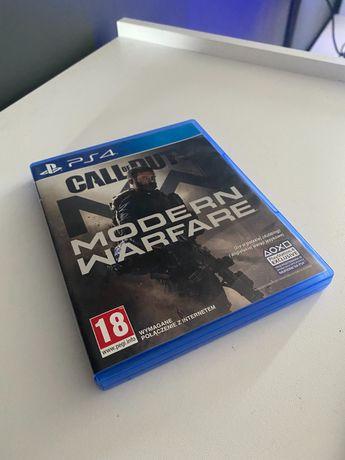 Call of Duty modern warfer PS4
