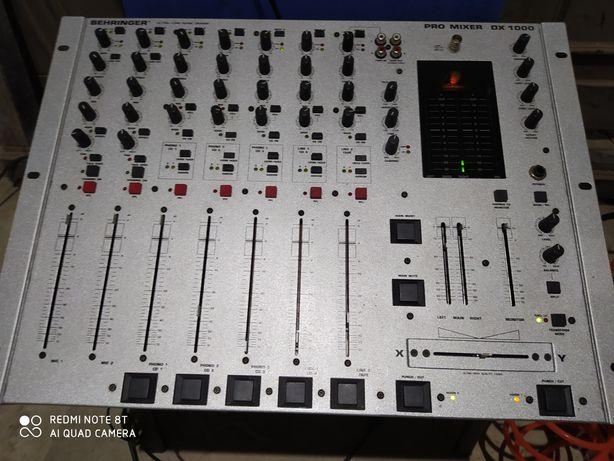 Mikset Behringer Pro Mixer DX 1000. Cena ostateczna