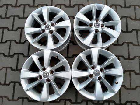 Felgi aluminiowe 15 cali 4x100 et 39 Opel Astra Corsa D E Fiat Punto