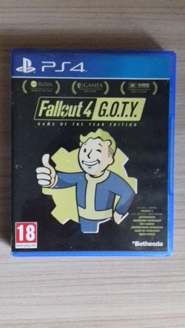 Fallout 4 Ps4 , PL