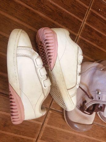 Palladium оригинал ботинки демисезонные кеды 23,5 весна лето осень