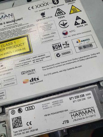 Jednostka czytnik kart MIB Porsche Mancan Panamera sprawna gwarancja