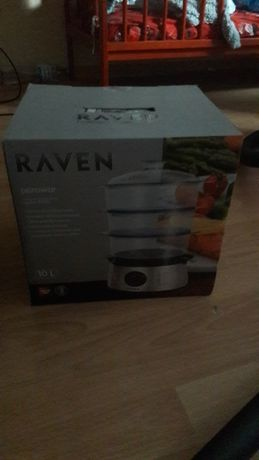 Parowar Raven nowy