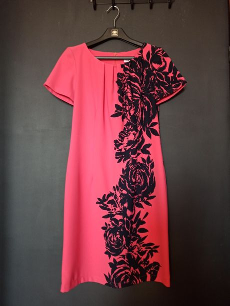 Sukienka Quiosque r. 40 nowa koralowa