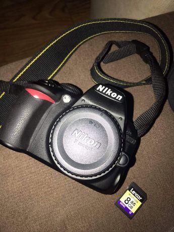 Câmara Nikon D3100