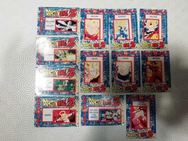 Dragon ball Z collection Series 1989 - 31 cartas