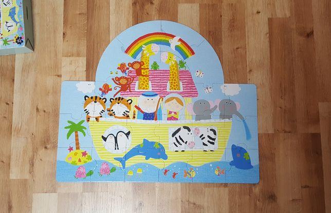 Puzzle Arka Noego M&S 24 elementy