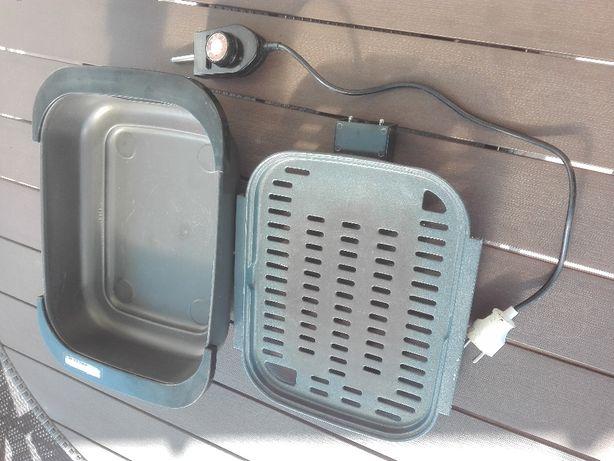 Elektryczny gril z termostatem