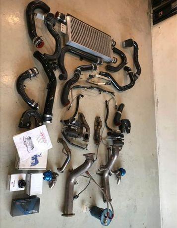 Twin turbo kit nissan 350z infiniti g35 vq35de Mozliwa zamiana.