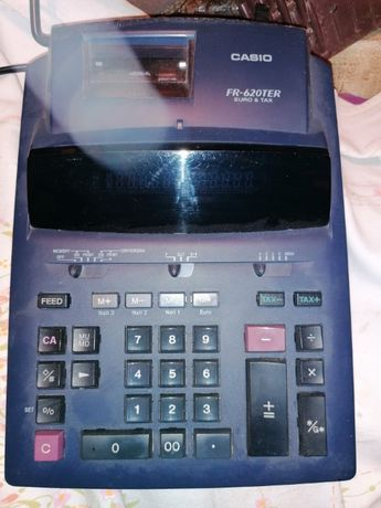 Sprzedam kalkulator biurowy Casio FR-620 TER