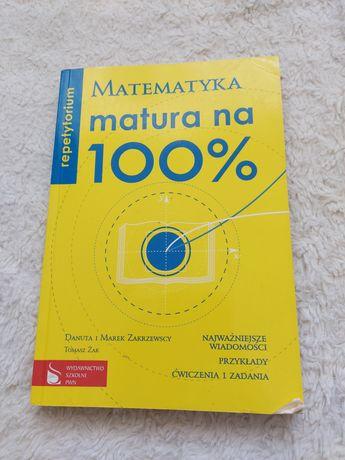 Matematyka matura na 100%