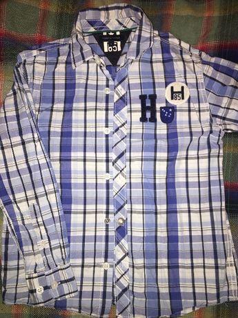 Крутая рубашка в идеальном состоянии