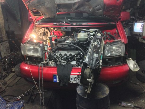 Разборка VW T4 2.5 65 75 кв 1.9