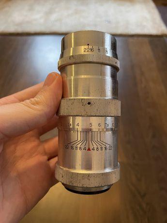 obiektyw jupiter 11 - 4/135mm – w pelni sprawny