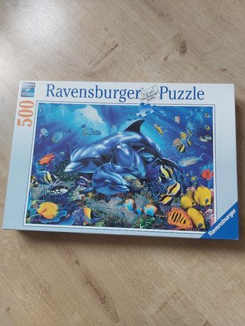 Puzzle Ravensburger 500 elementów