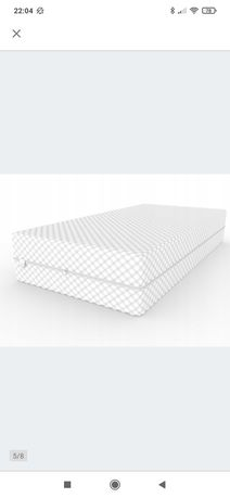 Nowy materac 140 x 200  na łóżko sypialniane