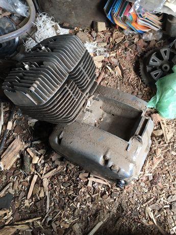 Продам двигатель ява 634