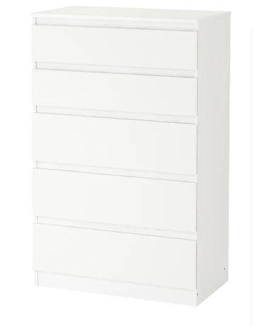 Komoda IKEA Kullen Biały