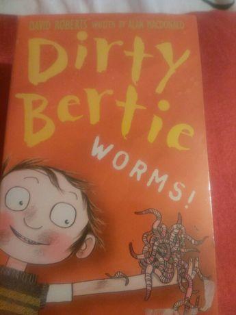 Dirty Bertie po angielsku. Zestaw lub na sztuki