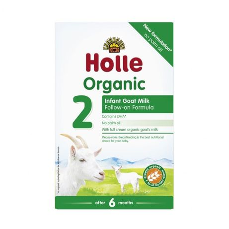 Holle 2 смесь из козьего молока с 6 месяцев. В наличии.