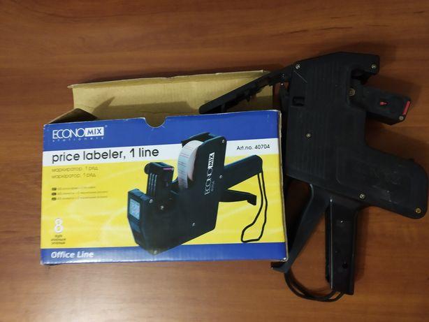 Маркиратор,пистолет для маркировки Economix