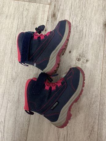 Детские зимние сапоги термо-ботинки сапоги ТМ B&G