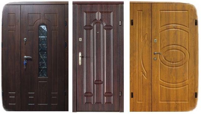 Двери Вхідні двері широкі безкоштовна доставка дверь входная