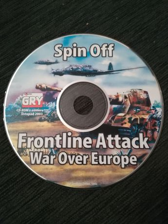 Frontline Attack War Over Europe,, PC