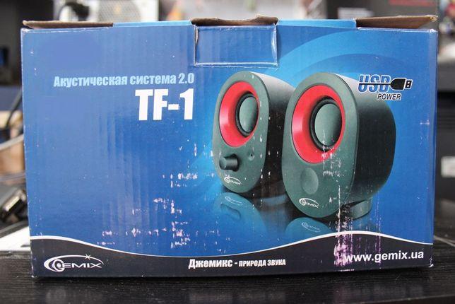 акустическая система колонки gemix TF-1