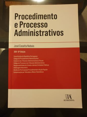 Livro Procedimento e Processo Administrativos