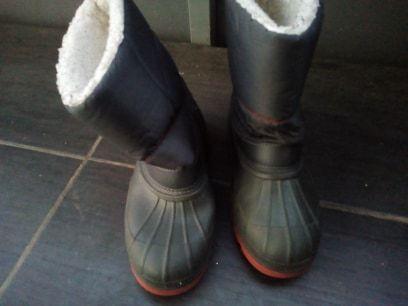 Dziecięce buty zimowe ŚNIEGOWCE r 33, buty sportowe