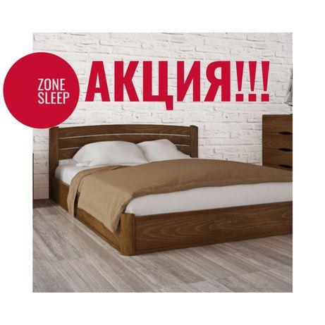 Кровать деревянная ТМ Олимп Лика, Милана, София V