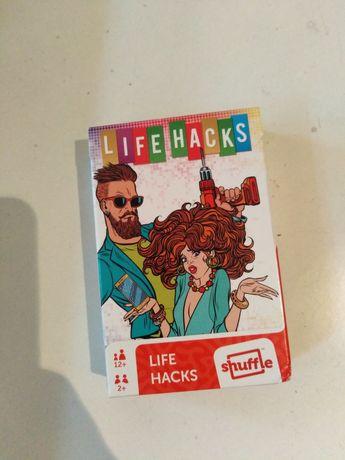 Gra karciana imprezowa life hacks