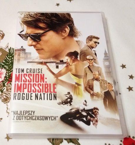 Mission Impossible - Rouge Nation [DVD, napisy, lektor] Tarnobrzeg - image 1