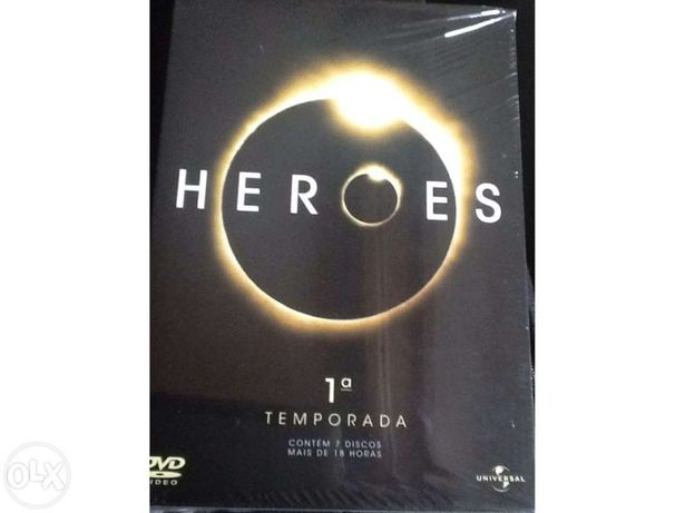 Série Heroes - 1ª temporada completa