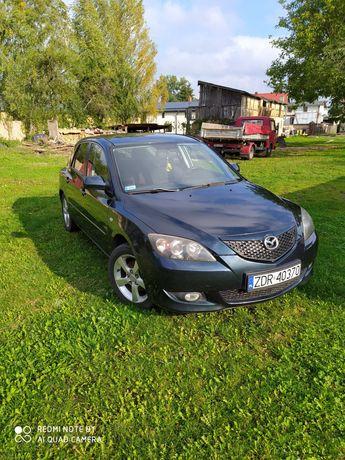 Mazda 3   1.6  Gaz