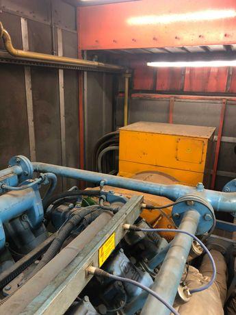 JENBACHER Agregat generator prądotwórczy gazowy, bio, CNG/LPG 950 kva