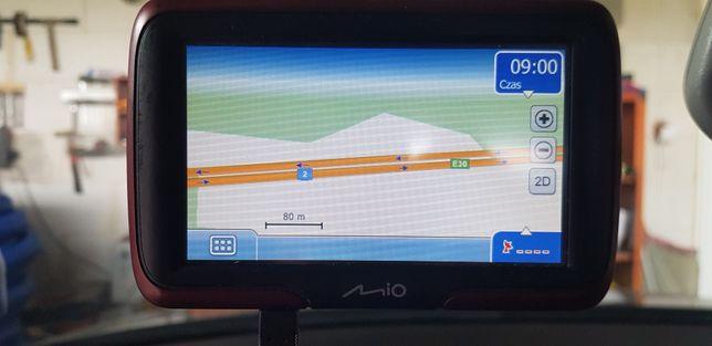 Navigacja Mio używana