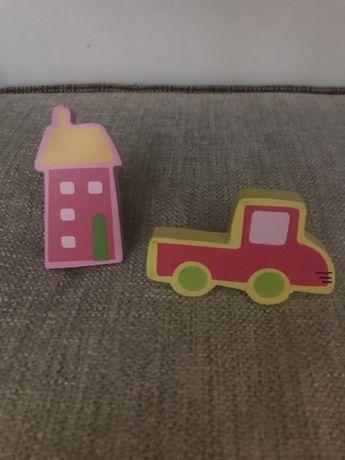 Vendo 2 puxadores para móvel infantil