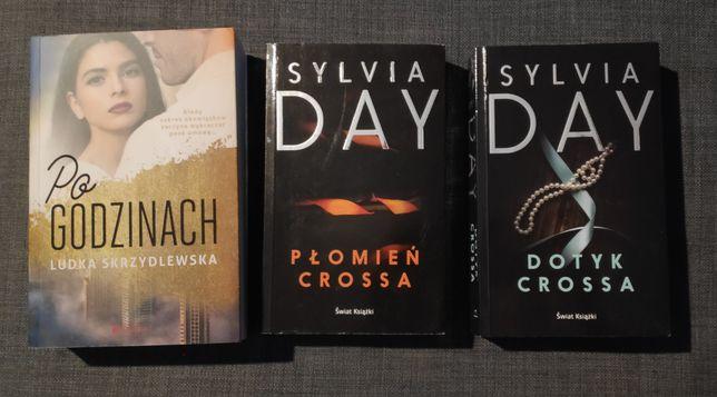 Książki Sylvia Day Dotyk Crossa Skrzydlewska Po Godzinach