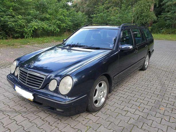 Mercedes-Benz E klasa, W210, E220, Avantgarde, tdiesel 2200 cm3, kombi