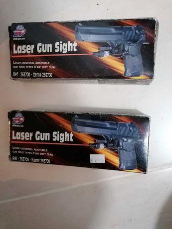 Laser universal para armas airsoft