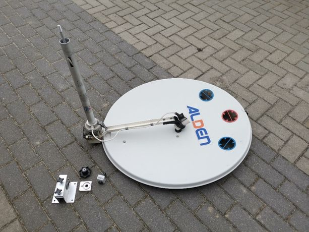 Antena satelitarna do Kampera