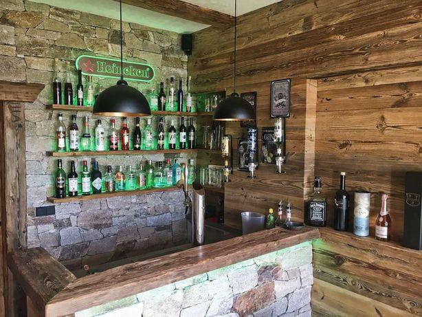 Stare deski ze stodoły na ścianę, stół rustykalne meble loft wysyłka