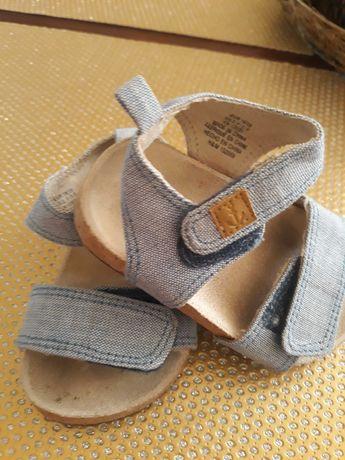 Ładne sandały H&M
