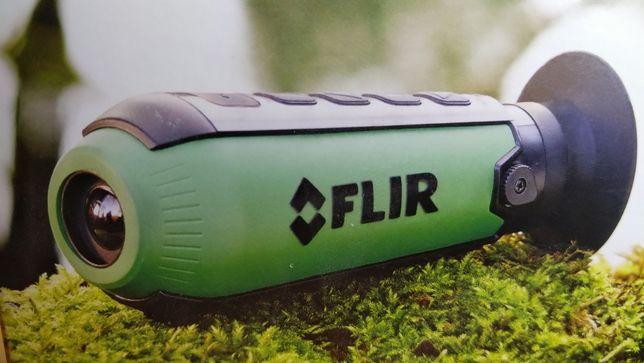 FLIR scout TK + montaż asg