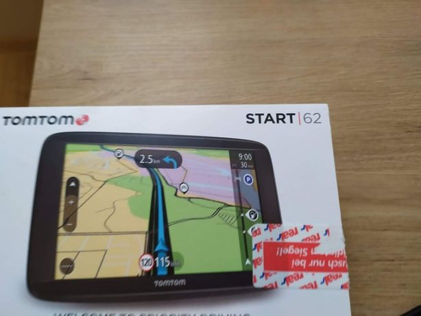 Nawigacja TomTom START 62 | Do negocjacji
