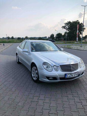 Mercedes-Benz E 220 CDI 2007 W211